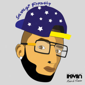 Cartoon Savage Frenchy (Designed by iKeviin)