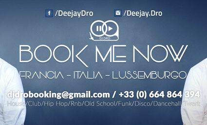 Facebook Header DJ Dro (Designed by iKeviin)
