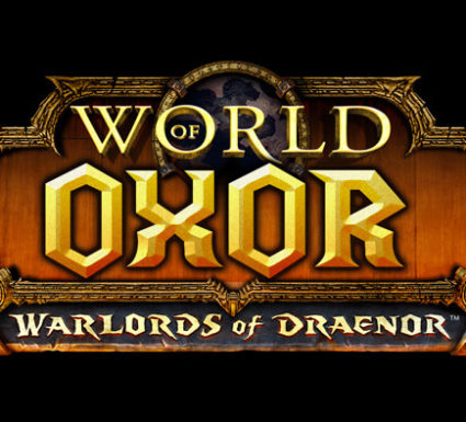 Header World Of Oxor (Designed by iKeviin)