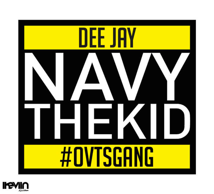 Logo DJ NavyTheKid (Artwork by iKeviin)