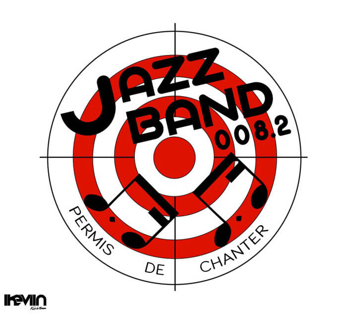 Logo Jazz Band 008.2 (Artwork by iKeviin)