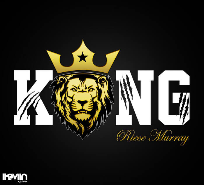 Logo King Riece Murray (Artwork by iKeviin)