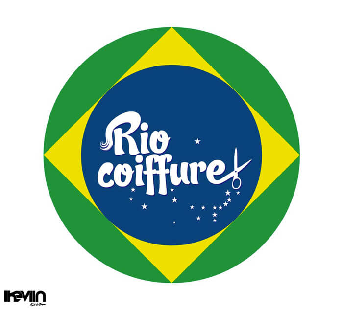 Logo Rio Coiffure Lausanne (Artwork by iKeviin)