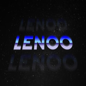 Logotype Lenoo (Artwork by iKeviin)
