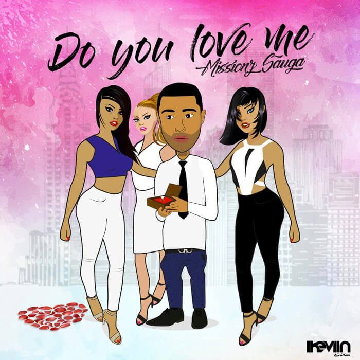 Missionz Sauga - Do You Love Me (Artwork by iKeviin)