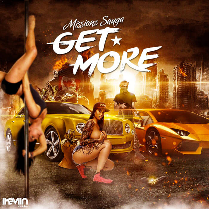 Missionz Sauga - Get More (Artwork by iKeviin)
