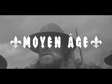 O'trak - Moyen Âge (Lyrics video by iKeviin)