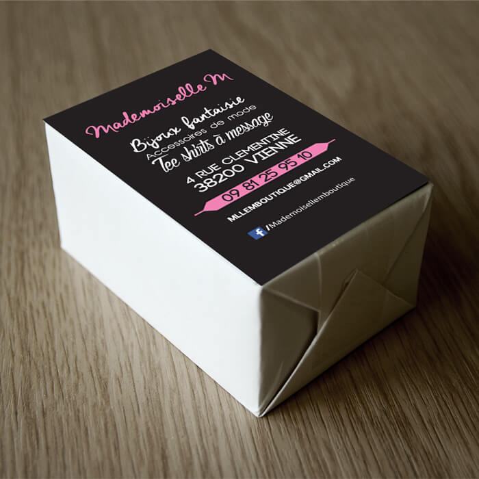 Need professional business card to promote your brand? Contact iKeviin
