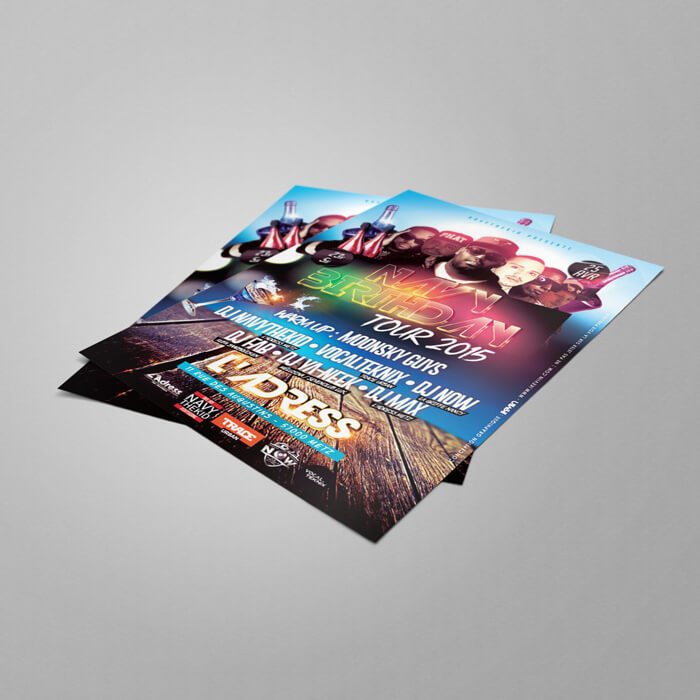 Need a professional flyer to promote your parties or events? Contact iKeviin
