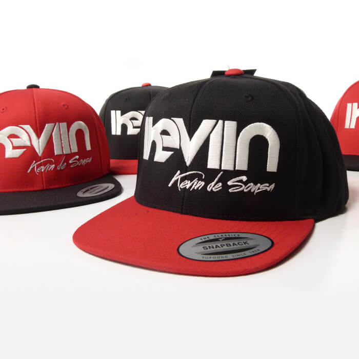 Official Red Snapback iKeviin - Kevin de Sousa