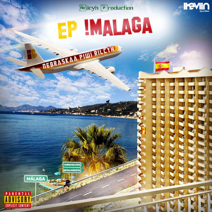 Rilcyh - EP Malaga (Designed by iKeviin)