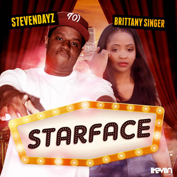 S7evendayz x Brittany Singer - Starface (Artwork by iKeviin)